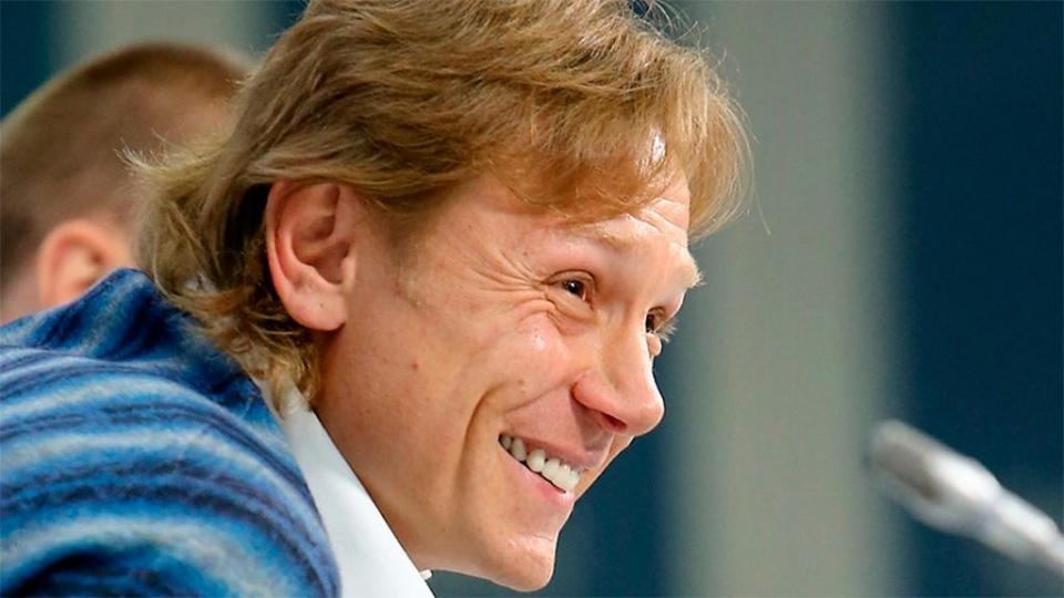 Валерий Карпин: «Как станет выглядеть «Ростов» в будущем, сейчас не скажу – нужно познакомиться с футболистами»