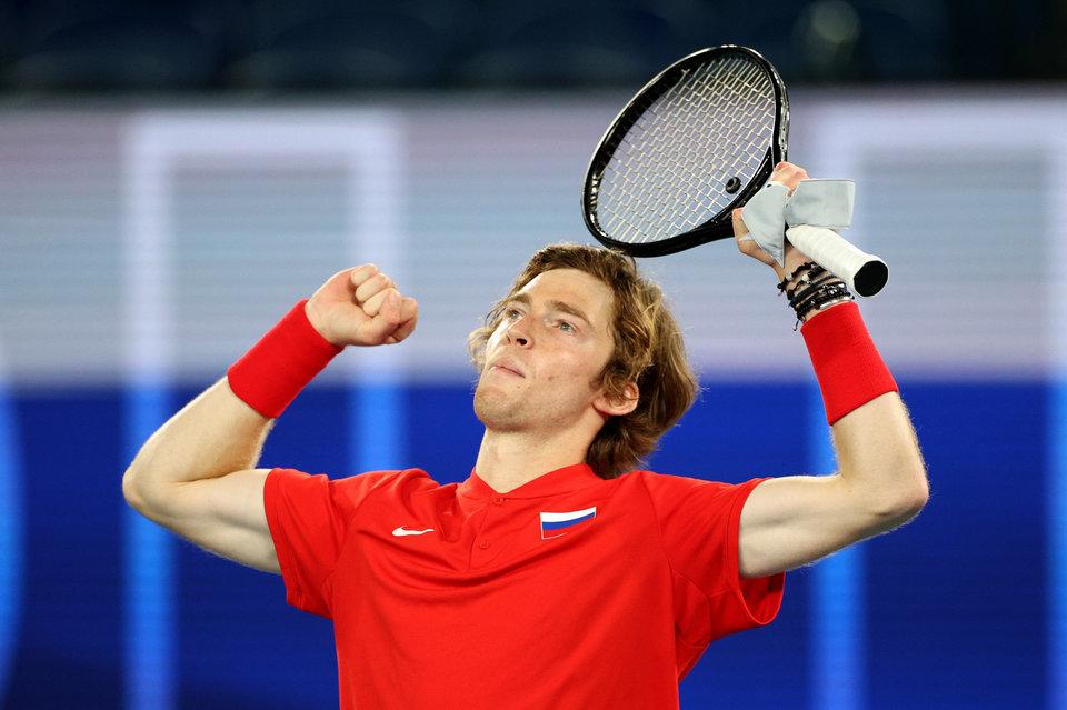 Сборная России - победитель ATP Cup! Как это было (видео, цифры, интервью)