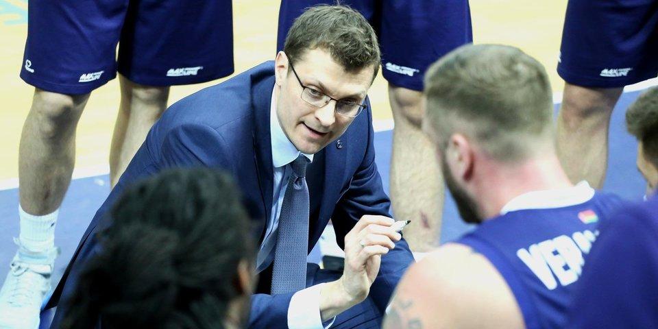 Главный тренер «Цмоки-Минска»: «Нам не удалось помешать «Зениту» использовать свои сильные стороны»