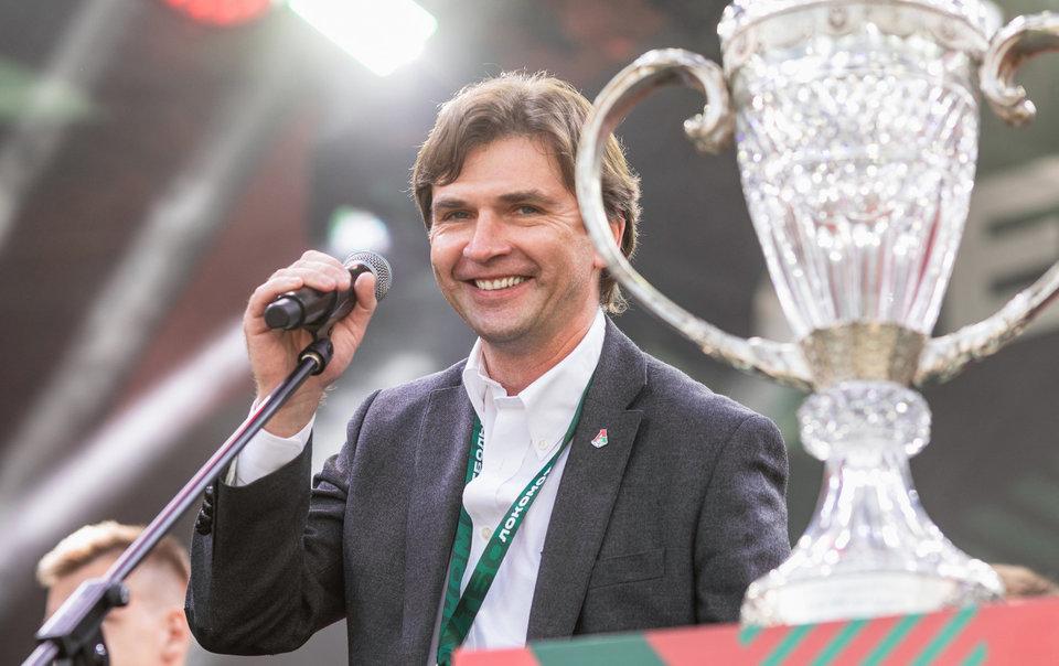 С «Локомотива» снят запрет на регистрацию новых футболистов