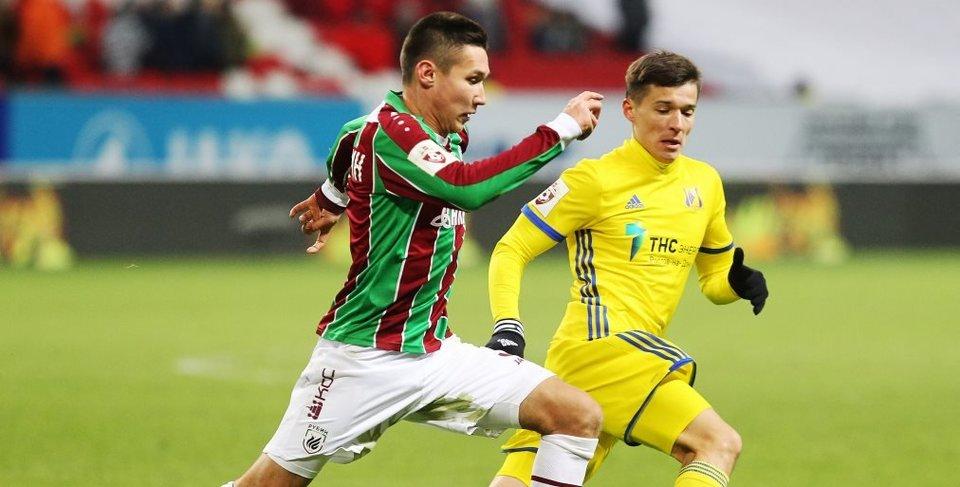Полоз забил лучший гол мая по версии программы «После футбола» с Георгием Черданцевым