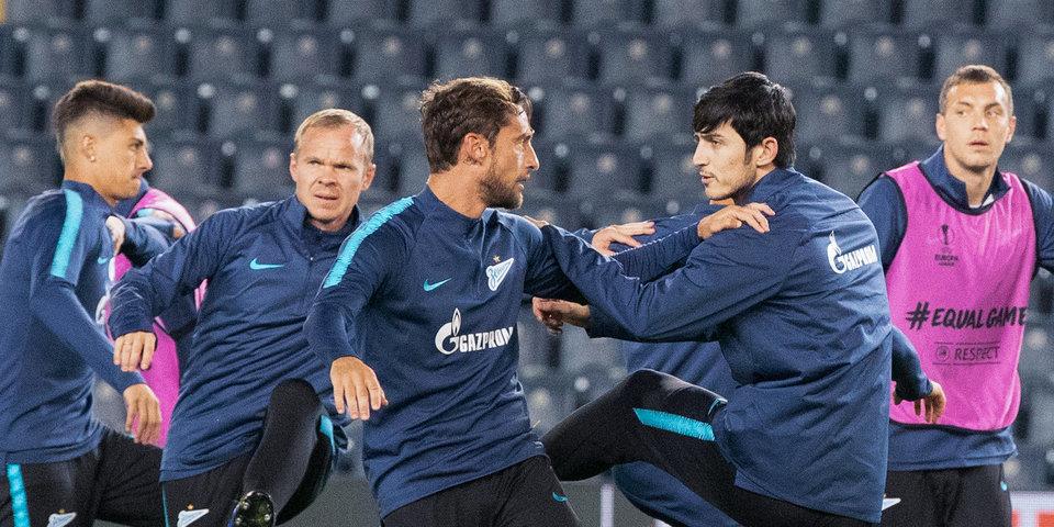 Маркизио сравнил Дзюбу и Анюкова с игроками «Ювентуса»
