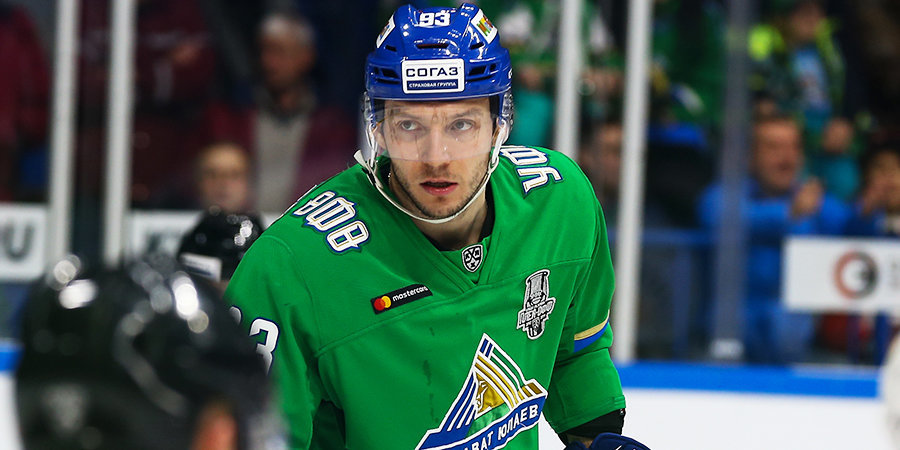 Сергеев выбрал «Флориду», Яшкин продлил контракт с «Динамо», Питерс возглавил «Автомобилист». Итоги недели КХЛ