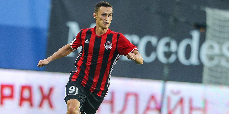 Гол Рязанцева принес «Амкару» победу в Хабаровске