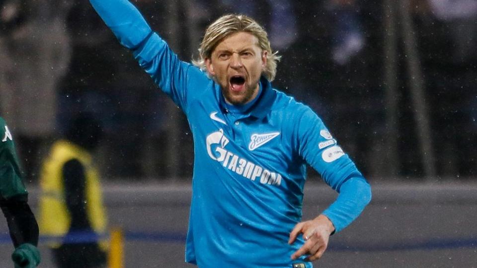 Тимощук объявил о завершении карьеры
