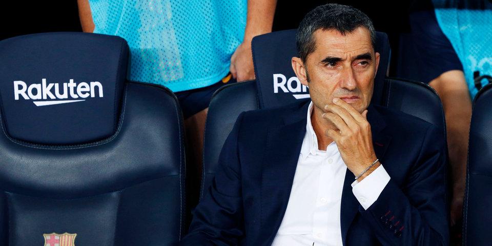 Эрнесто Вальверде: «Барселона» будет играть по-другому без Месси»