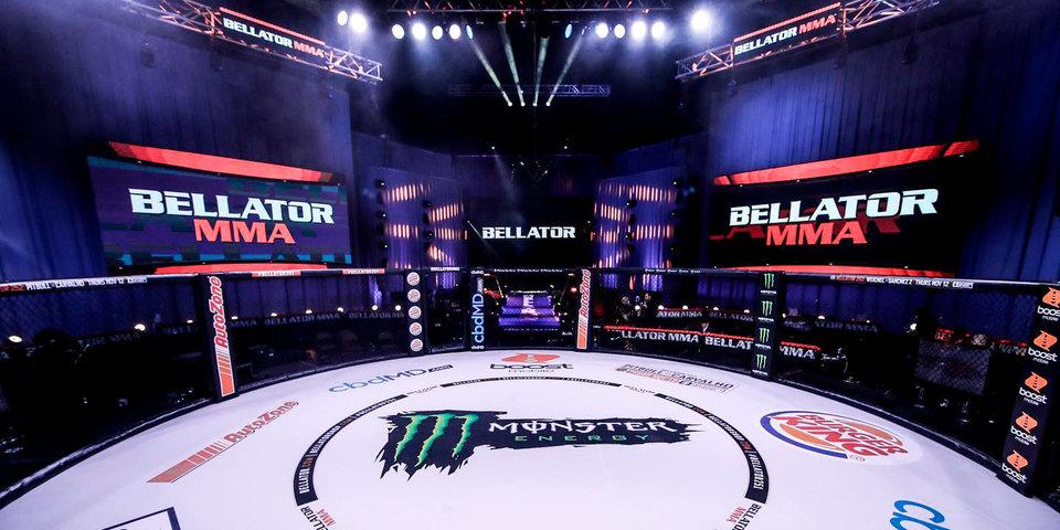 Россиянин Шаблий подписал контракт с Bellator