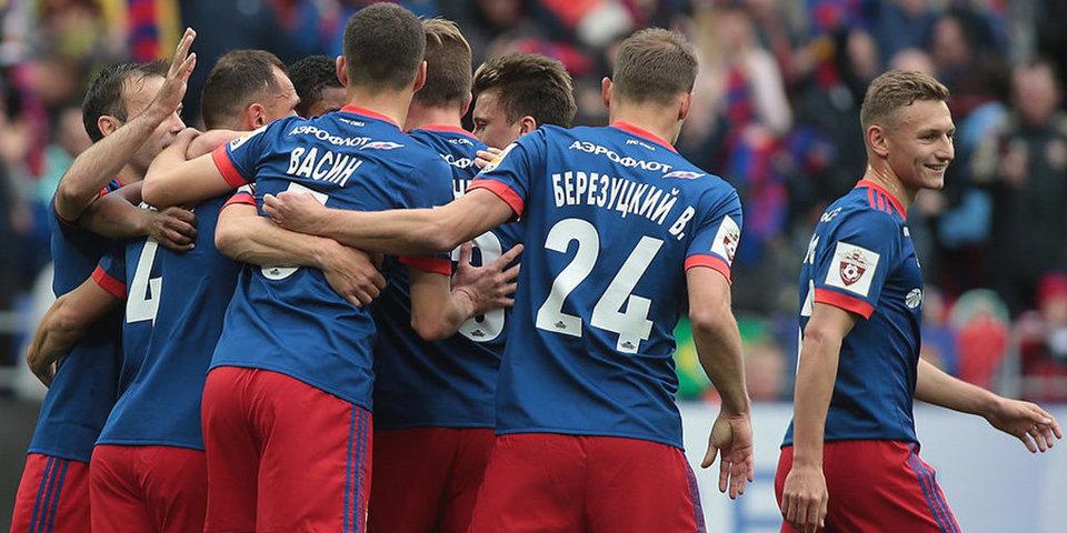 ЦСКА принес 4 бонусных очка в таблицу коэффициентов УЕФА