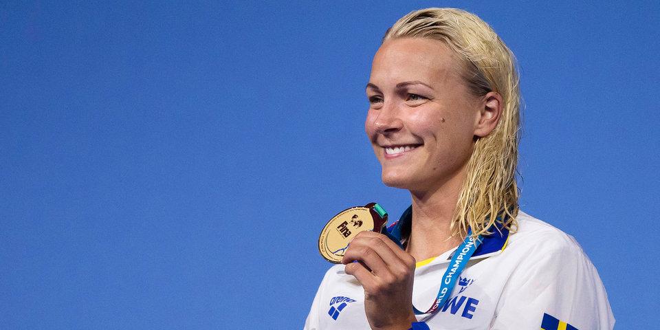 Сьестрем взяла второе золото в Будапеште