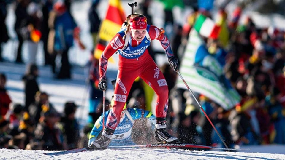 Рейселанд выиграла спринт на этапе Кубка мира в Чехии, Cтарых — 10-я