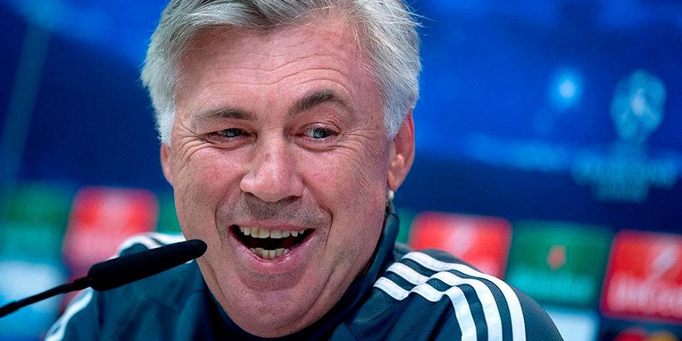 Карло Анчелотти: «Роналду не стоило переходить в «Ювентус»