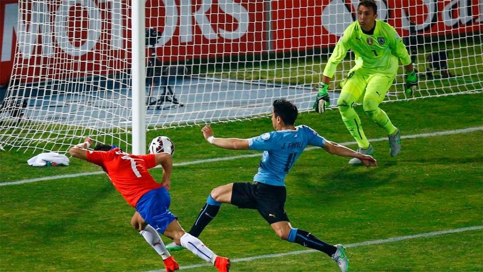 Основной голкипер сборной Уругвая может пропустить ЧМ-2018