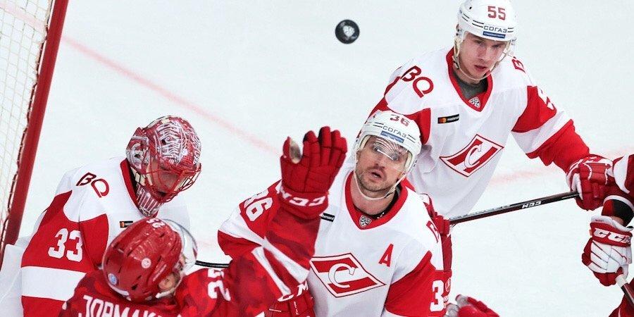 Хоккейный клуб «Спартак» назвал нового председателя наблюдательного совета