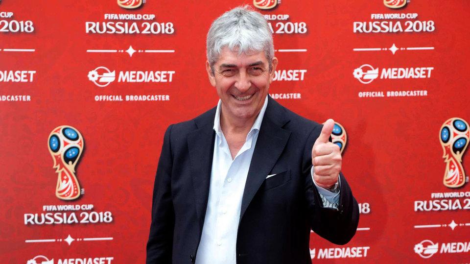 Паоло Росси: «С Португалией Россия может побороться практически на равных». Эксклюзив