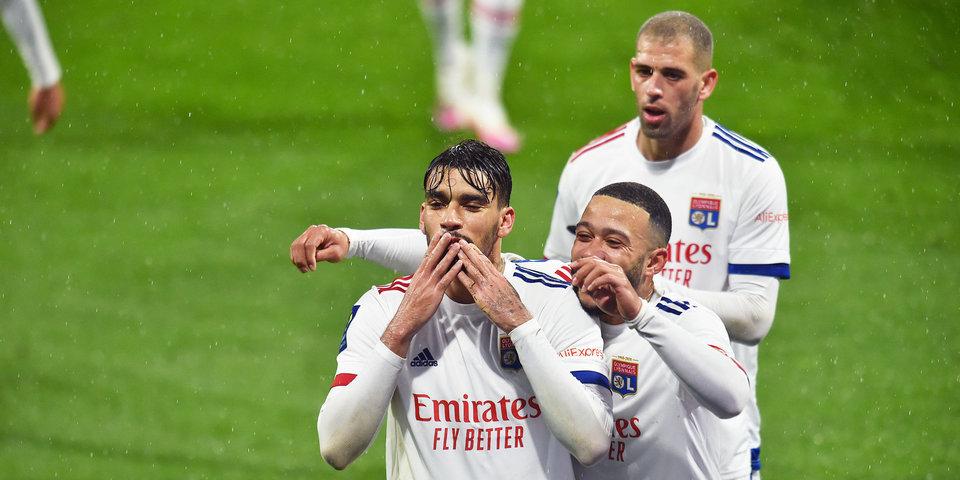 «Лион» представил новую домашнюю форму на сезон-2021/22