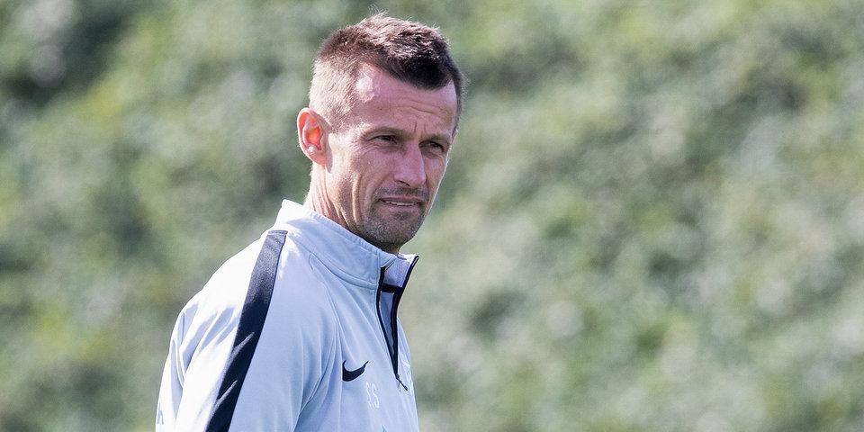 Сергей Семак: «Хотели вернуться в игру и победить»