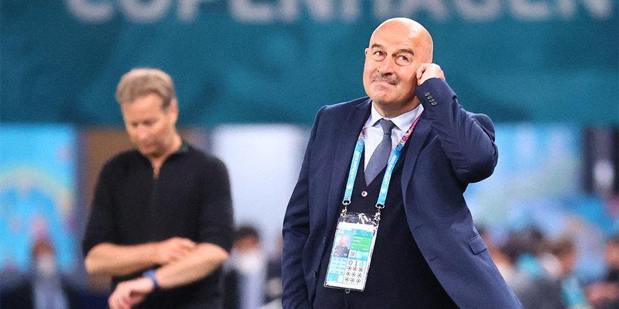 Черчесов высказался на тему больших зарплат у молодых футболистов