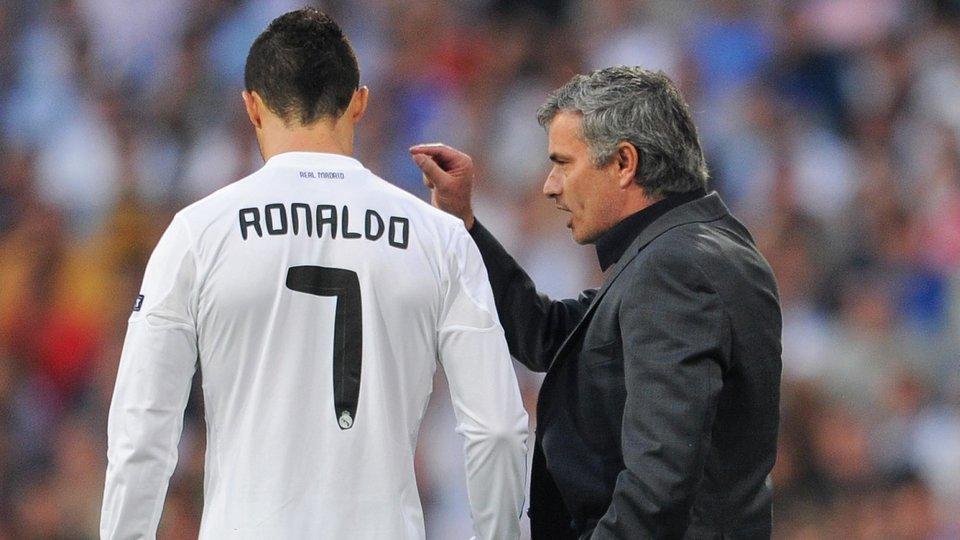 Жозе Моуринью: «Переход Роналду в «МЮ» невозможен»