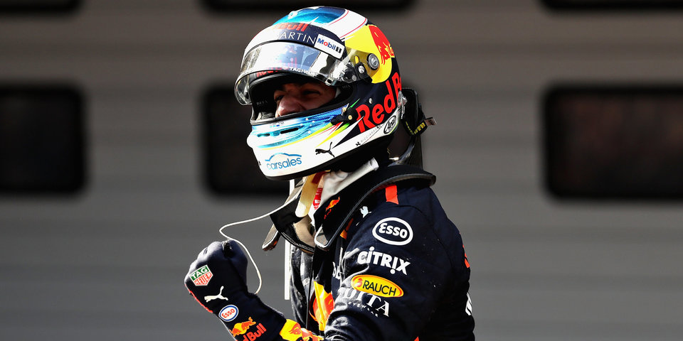 Риккьярдо – победитель Гран-при Монако, Сироткин – 16-й