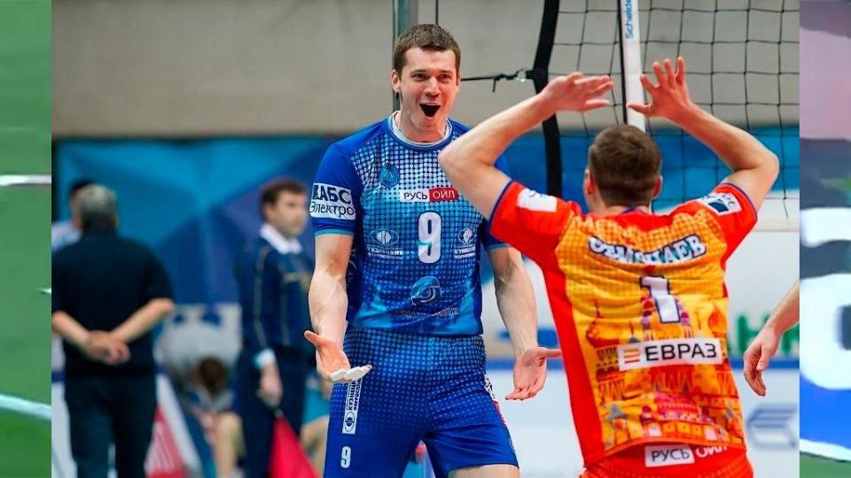 Московскому «Динамо» потребовалось 5 сетов, чтобы обыграть «Урал»