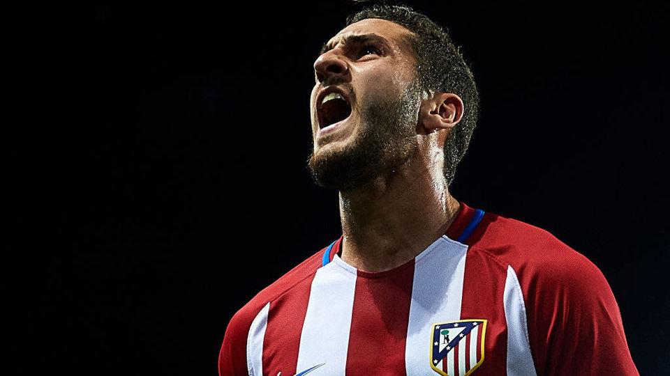 Коке: «Здорово, что «Атлетико» опережает «Реал» в примере»