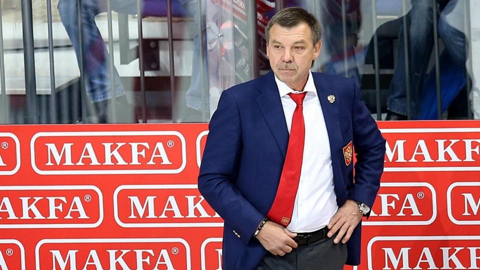 Дубль Мозякина не спас сборную России от поражения в Стокгольме