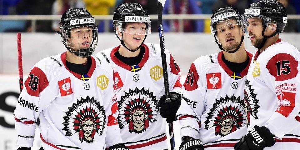 Шведский хоккейный клуб изменит название и уберет индейца с эмблемы