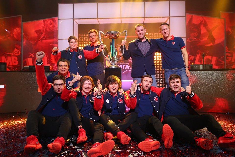 LoL: Gambit - чемпионы Континентальной Лиги