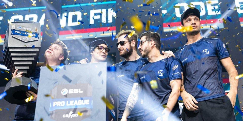 CS:GO: Легенды Boston Major – SK Gaming
