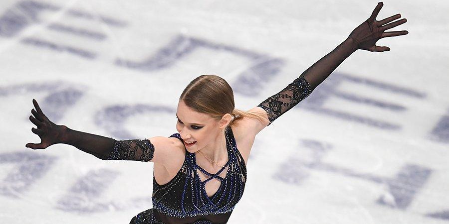 Стала известна музыка Усачевой и Хромых для программ олимпийского сезона