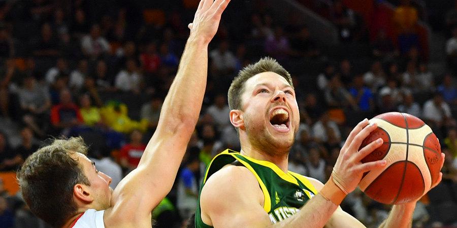 Сборная Австралии квалифицировалась на Олимпиаду-2020