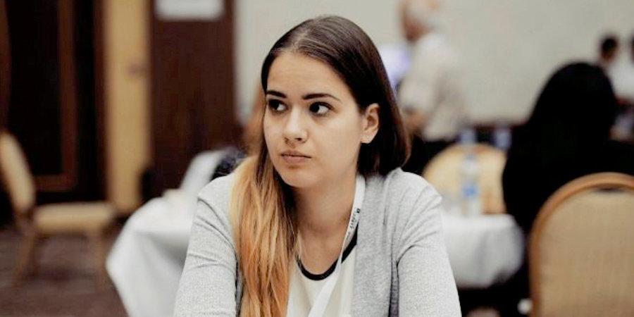 Россиянка Кашлинская выиграла чемпионат Европы по шахматам