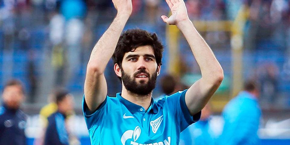 Нету присоединился к «Зениту», Жулиано и Ерохин забили в двусторонке