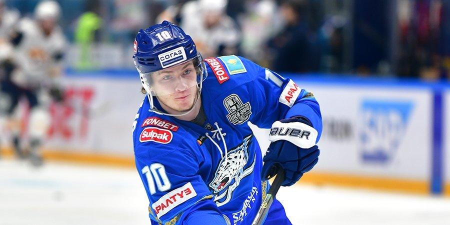 Михайлис продлил контракт с «Барысом»