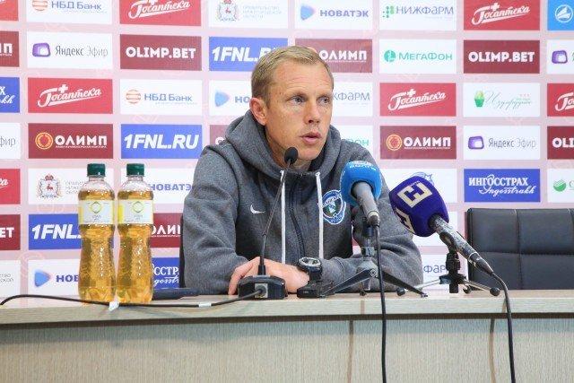 «Мордовия» назвала имя нового главного тренера