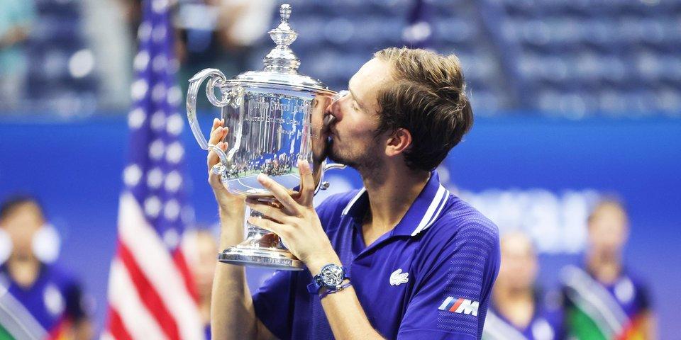 Медведев официально квалифицировался на Итоговый турнир АТР