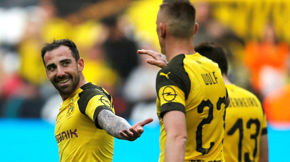 «Валенсия» нашла замену Гамейро в Германии