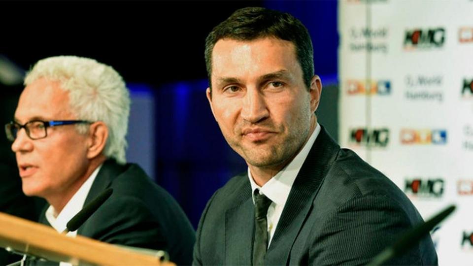 Джеймс Али Башир: «Чем позже Кличко будет драться с Джошуа, тем сложнее ему будет победить»