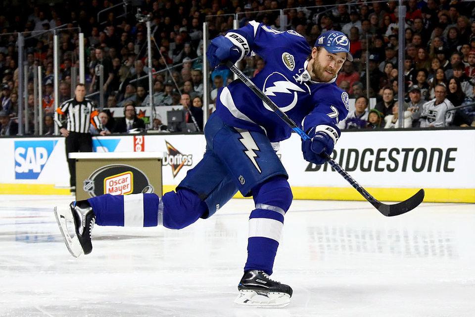 Стали известны три звезды недели в НХЛ
