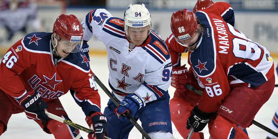 111 сухих минут и спасение с 0-3 в плей-офф. Самые яркие моменты противостояния ЦСКА и СКА в КХЛ