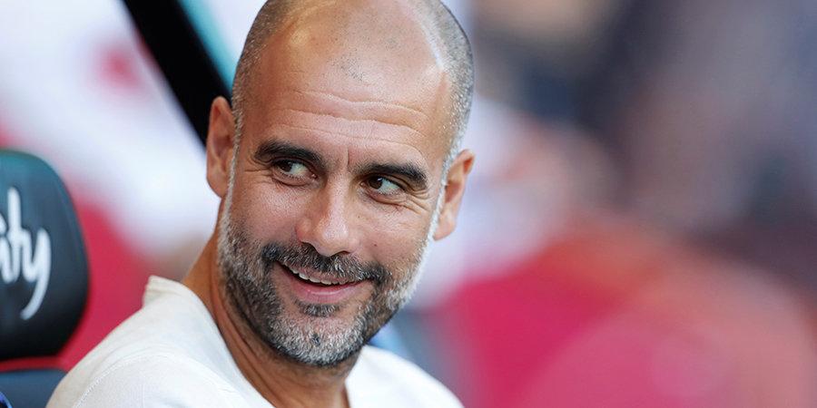 Победа над «Арсеналом» стала 500-й в тренерской карьере Гвардиолы