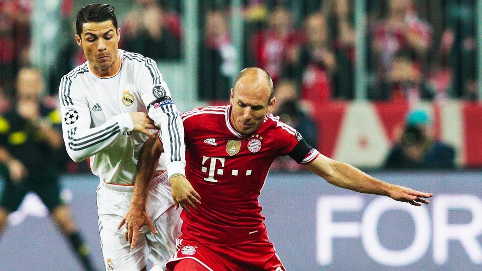 «Бавария» потеряла трех игроков в домашнем матче с «Реалом»