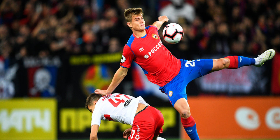 Ахметов взял на себя вину за пропущенный гол в дерби со «Спартаком»