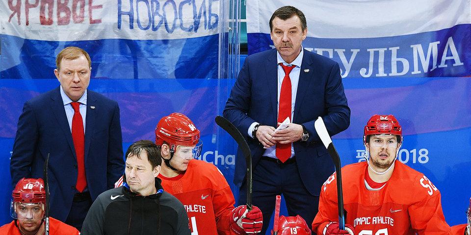 «Говорил Знарку: «Через пять лет все забудут, что НХЛ не было, а золото Игр – навсегда». Олимпийский блог Владимира Крикунова