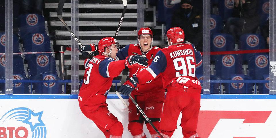 «Локомотив» стал победителем турнира в Уфе, пройдя его без поражений