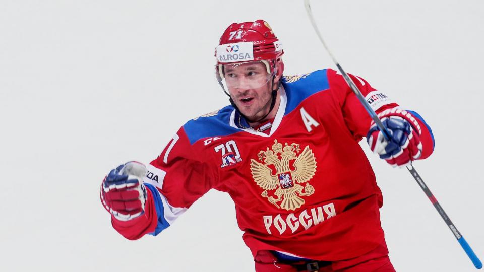 Илья Ковальчук: «Передача «Давай поженимся!», видимо, важнее хоккея»