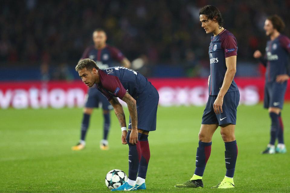 «Страсбур» нанес «ПСЖ» первое поражение в чемпионате Франции