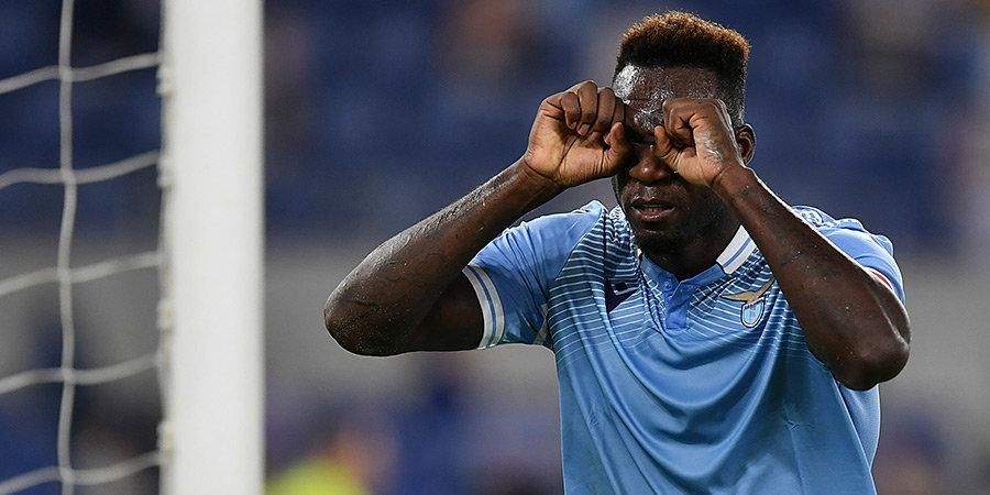 «Лацио» вырвал победу в матче с «Кротоне»