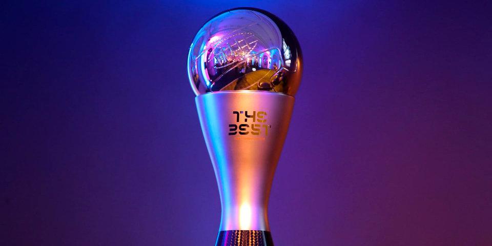 Бронз — лучшая футболистка года по версии ФИФА