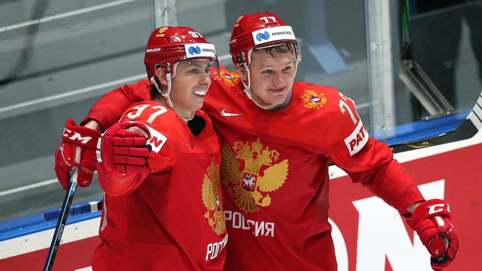 Стали известны соперники российских хоккеистов на Олимпиаде в Пекине